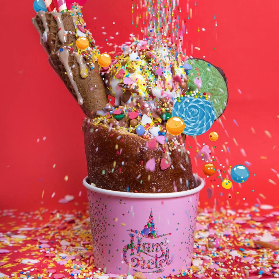 Παραμυθένιες γεύσεις όλο γλύκα στα Hans & Gretel