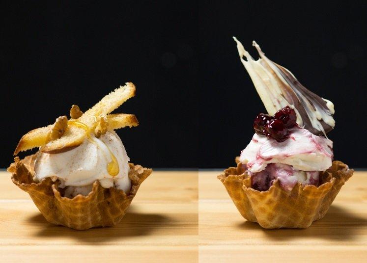 H gelateria Bufala Gelato αλλάζει τον τρόπο που τρώμε παγωτό