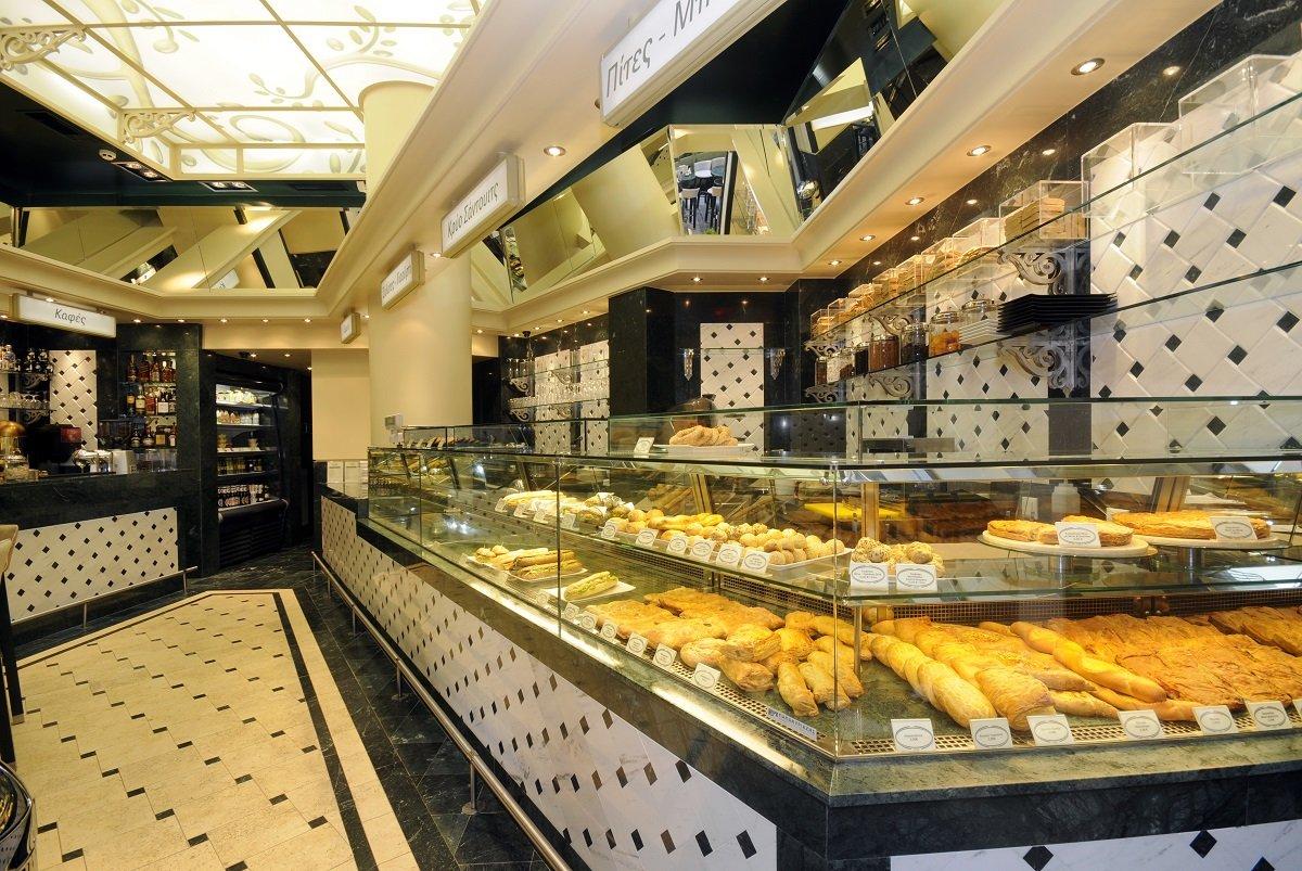 καταστήματα παραδοσιακό tasty world