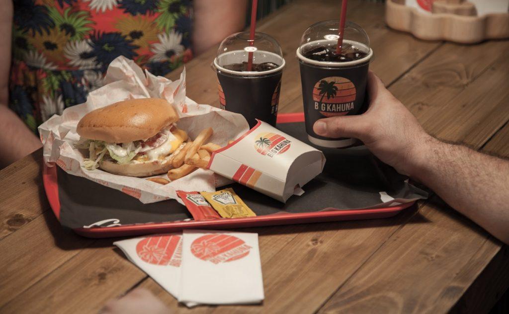 the big kahuna Εξωτικά burgers