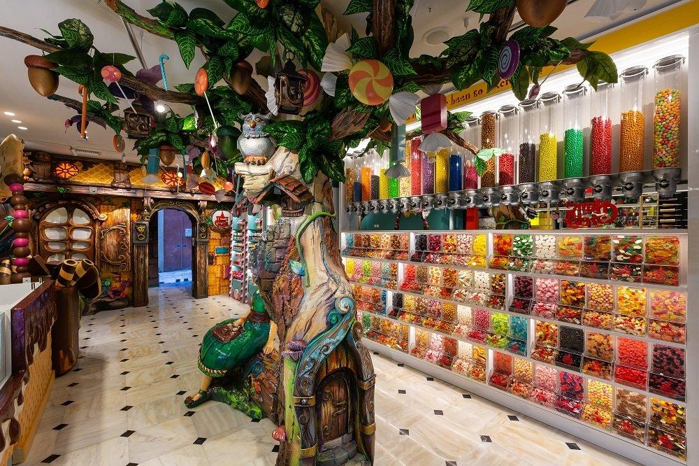 το πρώτο sweet & candy facroty της Ελλάδας